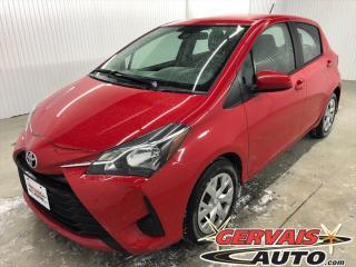 Used 2018 Toyota Yaris Le A/c Bluetooth for sale in Shawinigan, QC