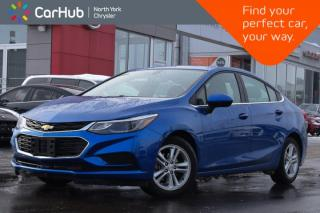 Used 2018 Chevrolet Cruze LT|Sunroof|Backup_Cam|Keyless_Entry|Keyless_Go for sale in Thornhill, ON