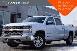 Used 2018 Chevrolet Silverado 1500 LTZ|AWD|SiriusXM|Backup_Cam|Keyless_Entry|Bluetooth|18