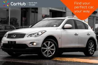 Used 2015 Infiniti QX50 AWD|BackupCam|KeylessGo|HeatFrntSeats|18