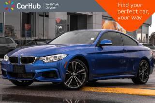 Used 2016 BMW 4 Series 435i xDrive|AWD|Sunroof|Harman/Kardon.Audio|Keyless_Go|19