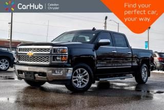 Used 2015 Chevrolet Silverado 1500 LTZ|4x4|Navi|Bluetooth|Backup Cam|R-Start|Heated Front Seats|18
