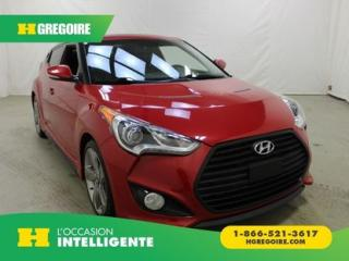 Used 2013 Hyundai Veloster TURBO A/C GR for sale in St-Léonard, QC