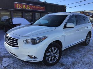 Used 2014 Infiniti QX60 Navigation-Cam Recul for sale in Laval, QC