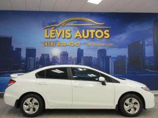 Used 2014 Honda Civic Lx A/c Sièges Ch for sale in Lévis, QC