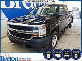Used 2017 Chevrolet Silverado 1500 V8 5,3l - Camera De for sale in St-Eustache, QC