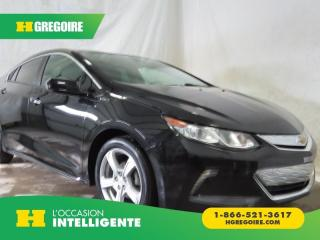 Used 2016 Chevrolet Volt LT for sale in St-Léonard, QC