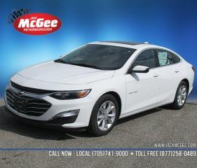 New 2019 Chevrolet Malibu LT for sale in Peterborough, ON