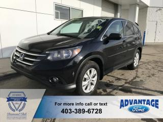 Used 2014 Honda CR-V EX-L An Affordable SUV with AWD - Leather for sale in Calgary, AB