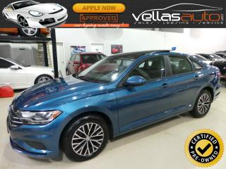 Used 2019 Volkswagen Jetta 1.4 TSI| HIGHLINE| SUNROOF| APPLE CAR PLAY for sale in Vaughan, ON