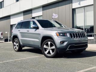 Used 2015 Jeep Grand Cherokee LIMITED 4X4 CAMERA GPS for sale in St-Malachie, QC