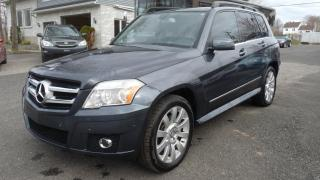 Used 2010 Mercedes-Benz GLK-Class GLK 350 4 portes 4MATIC for sale in Charny, QC