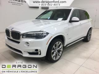 Used 2017 BMW X5 Xdrive40e Edrive for sale in Cowansville, QC