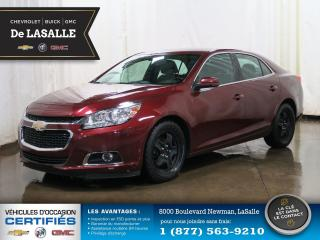 Used 2015 Chevrolet Malibu 2 Lt Client Maison for sale in Lasalle, QC