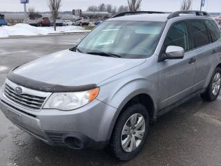 Used 2010 Subaru Forester 2.5X SPORT for sale in Oakville, ON