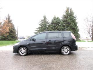 Used 2009 Mazda MAZDA5 6 Passenger/ 3rd Row Seat for sale in Thornton, ON