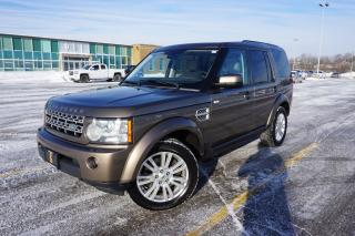 Used 2011 Land Rover LR4 HSE - 1 Owner / 7 Passenger / SUPER CLEAN for sale in Etobicoke, ON