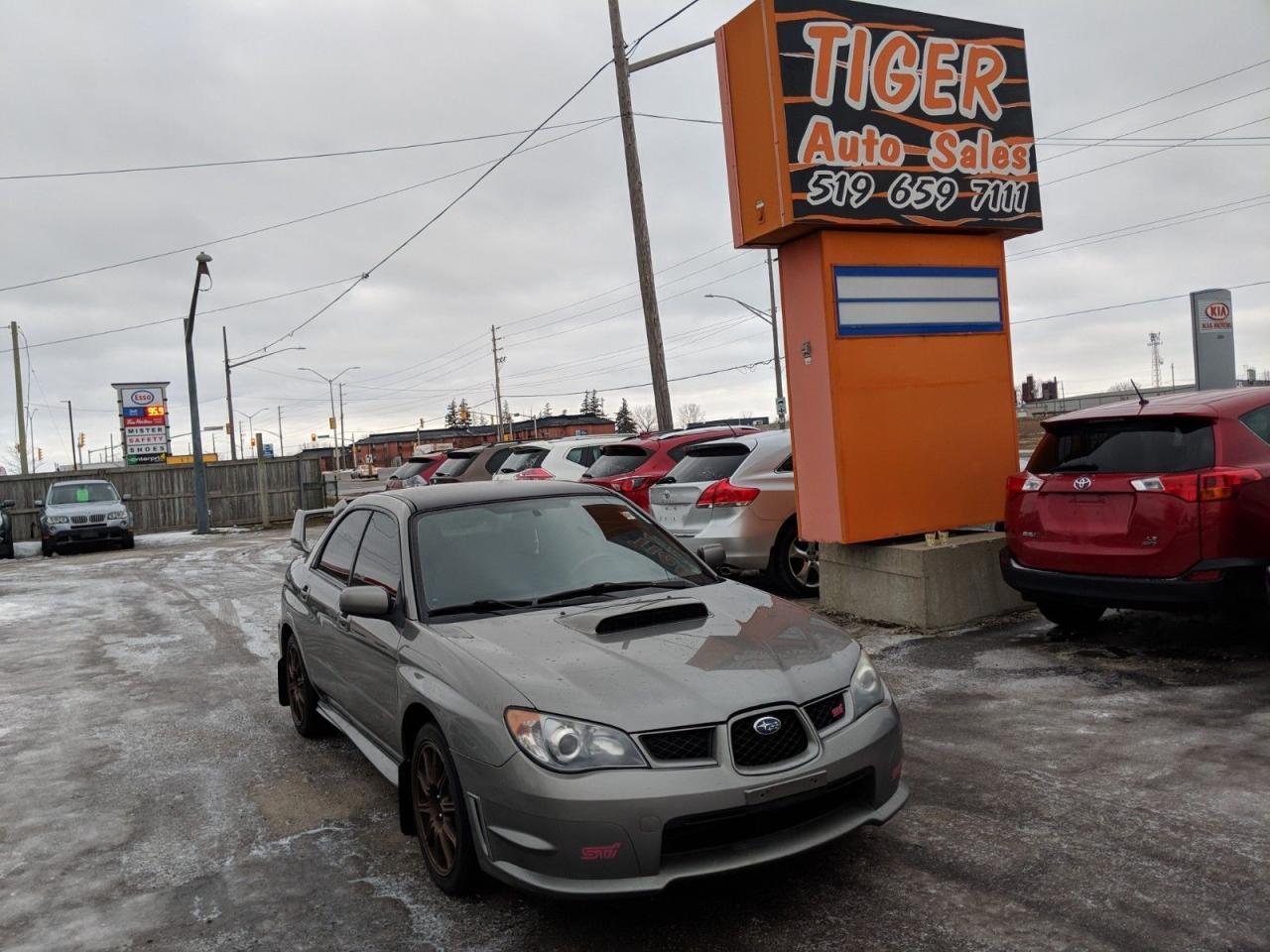 2006 Subaru Impreza WRX STi TURBO**RARE**NO ACCIDENTS**ONLY 160KMS**