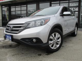 Used 2014 Honda CR-V EX-BACK UP CAMERA-SUNROOF-BLUETOOTH-HETAED SEATS for sale in Scarborough, ON
