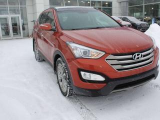 Used 2015 Hyundai Santa Fe Sport LTD NAV/PANOROOF/COOLEDSEATS for sale in Edmonton, AB