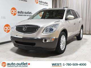 Used 2012 Buick Enclave CXL; Leather, Heated Seats, Power Liftgate for sale in Edmonton, AB