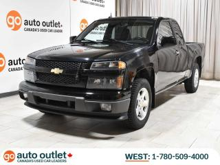 Used 2010 Chevrolet Colorado 1LT 4x2 Extended Cab; Auto, A/C for sale in Edmonton, AB