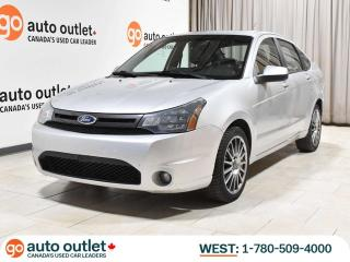 Used 2011 Ford Focus SES Leather/Roof for sale in Edmonton, AB