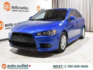 Used 2015 Mitsubishi Lancer SE; Auto, Heated Seats for sale in Edmonton, AB