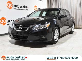 Used 2017 Nissan Altima ONE OWNER 2.5 SV; Push Start, Smart Key, A/C for sale in Edmonton, AB