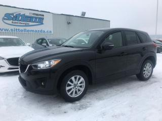 Used 2015 Mazda CX-5 GS AWD 2.5L TOIT OUVRANT for sale in St-Georges, QC