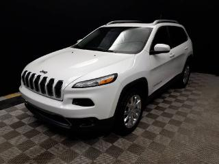 Used 2016 Jeep Cherokee Limited for sale in Edmonton, AB