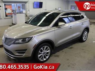 Used 2015 Lincoln MKC MKC; LEATHER, HEATED SEATS, BACKUP CAM, SUNROOF AND MORE for sale in Edmonton, AB