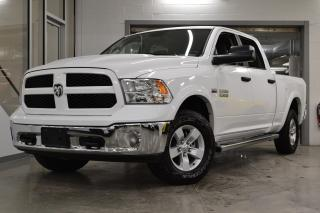 Used 2017 RAM 1500 Crew Cab 4X4 SLT for sale in Laval, QC