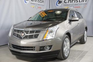 Used 2011 Cadillac SRX Premium Awd Sunroof for sale in Montréal, QC