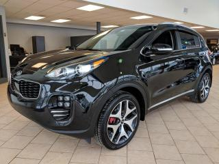 Used 2017 Kia Sportage SX Turbo AWD GPS Cuir Toit Pano for sale in Pointe-Aux-Trembles, QC
