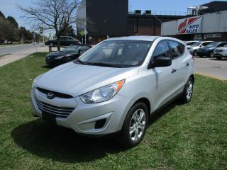 Used 2013 Hyundai Tucson GL~AWD~ for sale in Toronto, ON