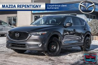 Used 2017 Mazda CX-5 GT AWD for sale in Repentigny, QC