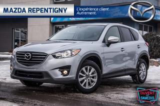 Used 2016 Mazda CX-5 GS AWD for sale in Repentigny, QC