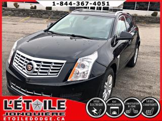 Used 2015 Cadillac SRX LUXURY AWD DEMARREUR A DISTANCE, TOIT PA for sale in Jonquière, QC