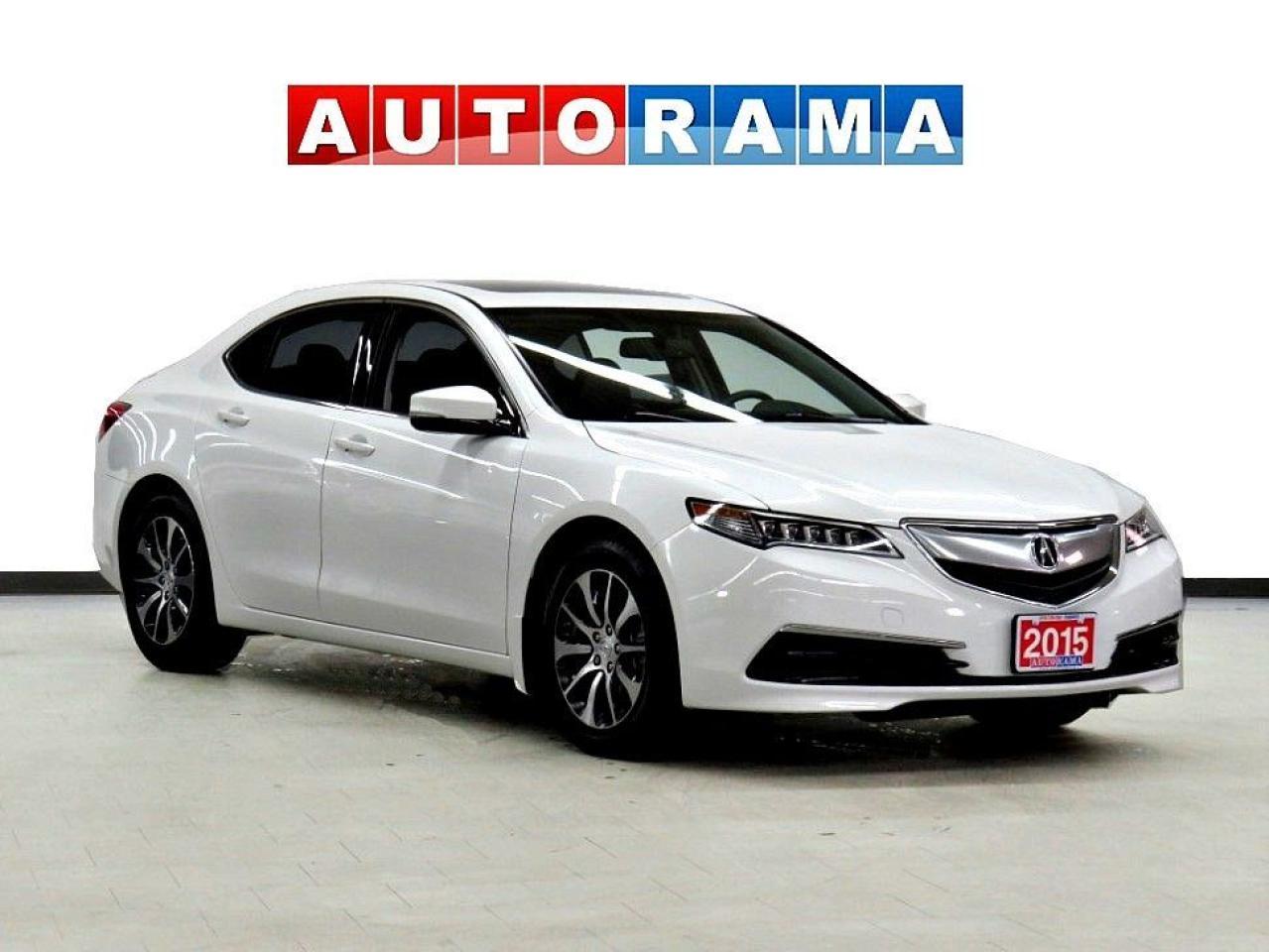 2015 Acura TLX LEATHER SUNROOF BACK UP CAMERA