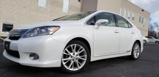 Used 2011 Lexus HS 250H Certified|2 Years Warranty|Navi|Camera|Premium for sale in Mississauga, ON