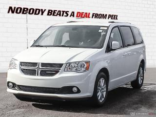 New 2019 Dodge Grand Caravan SXT Premium Plus for sale in Mississauga, ON