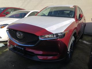 New 2019 Mazda CX-5 GS AWD for sale in North Vancouver, BC