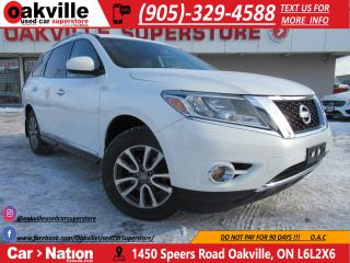 Used 2014 Nissan Pathfinder SL AWD | HTD LEATHER | REVERSE CAMERA | 7 PASS for sale in Oakville, ON