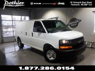 Used 2018 Chevrolet Express 2500 Work Van | 3 DOOR ACCESS | TRAILER TOW MODE | for sale in Falmouth, NS