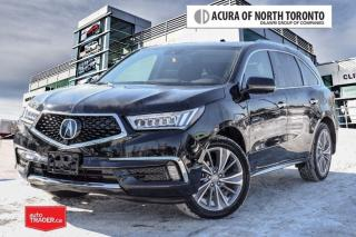 Used 2018 Acura MDX Elite Acura Certified |No Accident| Remote Start| for sale in Thornhill, ON