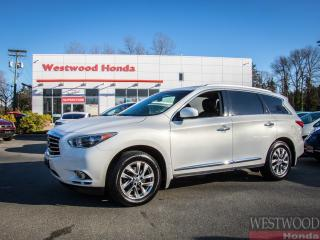 Used 2014 Infiniti QX60 Base for sale in Port Moody, BC