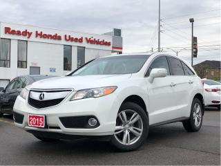 Used 2015 Acura RDX Base AWD | Leather | Sunroof | for sale in Mississauga, ON