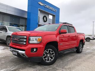 Used 2016 GMC Canyon 4WD SLE for sale in Barrie, ON