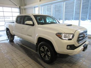 Used 2017 Toyota Tacoma TRD SPORT with NAV ONE OWNER NO ACCIDENTS for sale in Toronto, ON